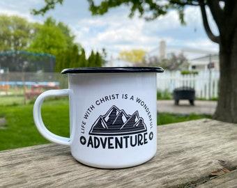 Adventure Campfire Mug