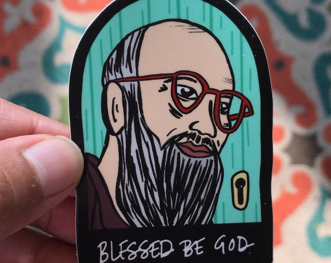 Blessed Solanus Casey Sticker