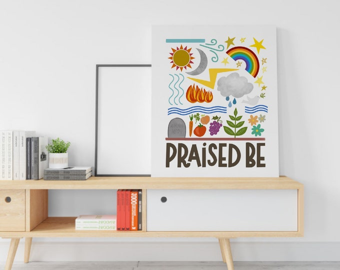 Glory of Creation Print
