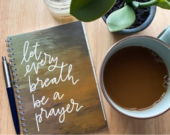 Our Father Prayer Journal
