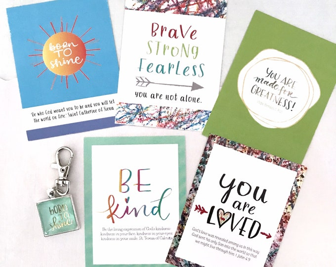 Catholic Notecards * Kids Notecards * Back to School * Lunchbox Notecards * Christian Notecards * Mom Supplies