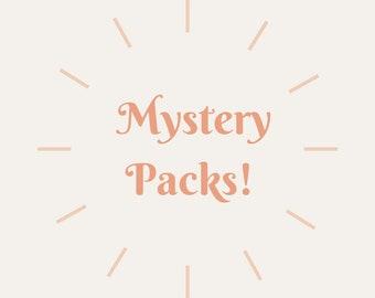 Mystery Packs!