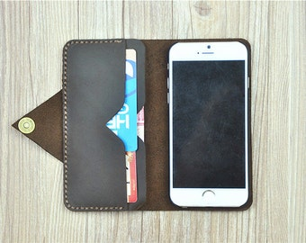 Iphone 7 Wallet Leather Iphone 7 Case Leather Iphone 7 Plus case Leather Iphone 7 Wallet Case Leather Phone case Leather Phone wallet,G601