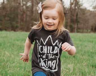 Child of the King Infant and Toddler Crew T-shirt