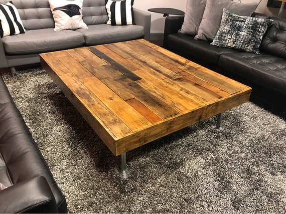 Rustic Coffee Table 4