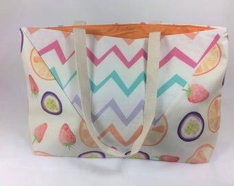Fruit Salad Beach Bag