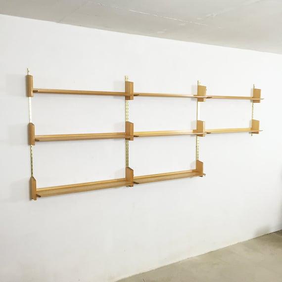 Wall Unit helmut magg WK Möbel Furniture 50s germany   Etsy