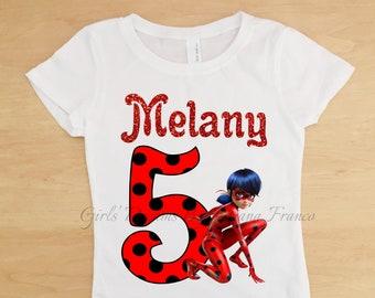 4c7470b2a Miraculous ladybug shirt