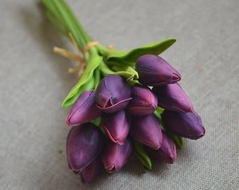 purple tulip etsy