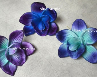 Blue Purple Wedding Etsy