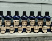 Organic Body Wash, Mistables scent set, saponified, moisturizing body spray, jojoba, olive oil, scented with essential oils, sulfate free