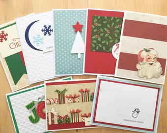 Happy holiday card | Etsy