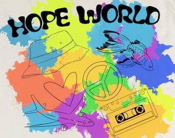 Hope world | Etsy