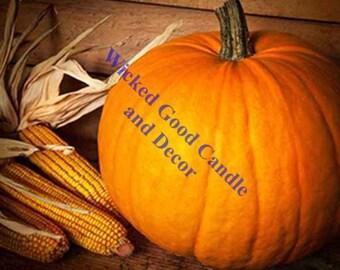 Decorative Ceramic Tile Sublimation - Fall_0007 - Pumpkin and Corn