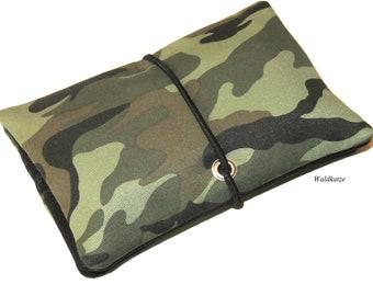 Tobacco bag/ Tobacco bag/ Changing bag * Camouflage *