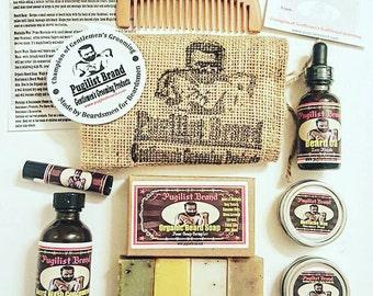 Beardsman's Heavy Bag Beard Care Kit
