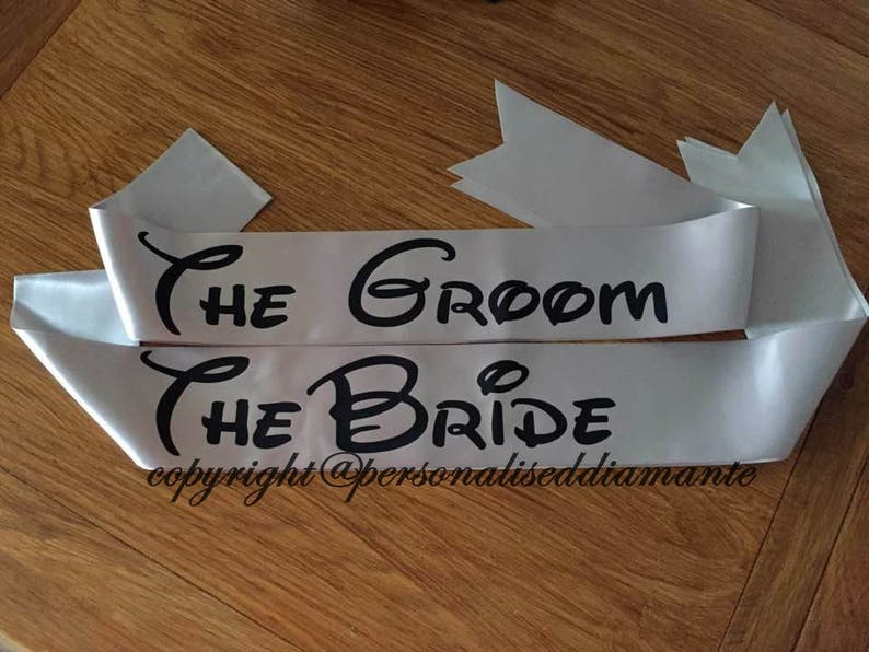bride sash bachelorette  sash birthday sash Bridal shower bridal sash white sash bride to be sash hen party sash pink sash