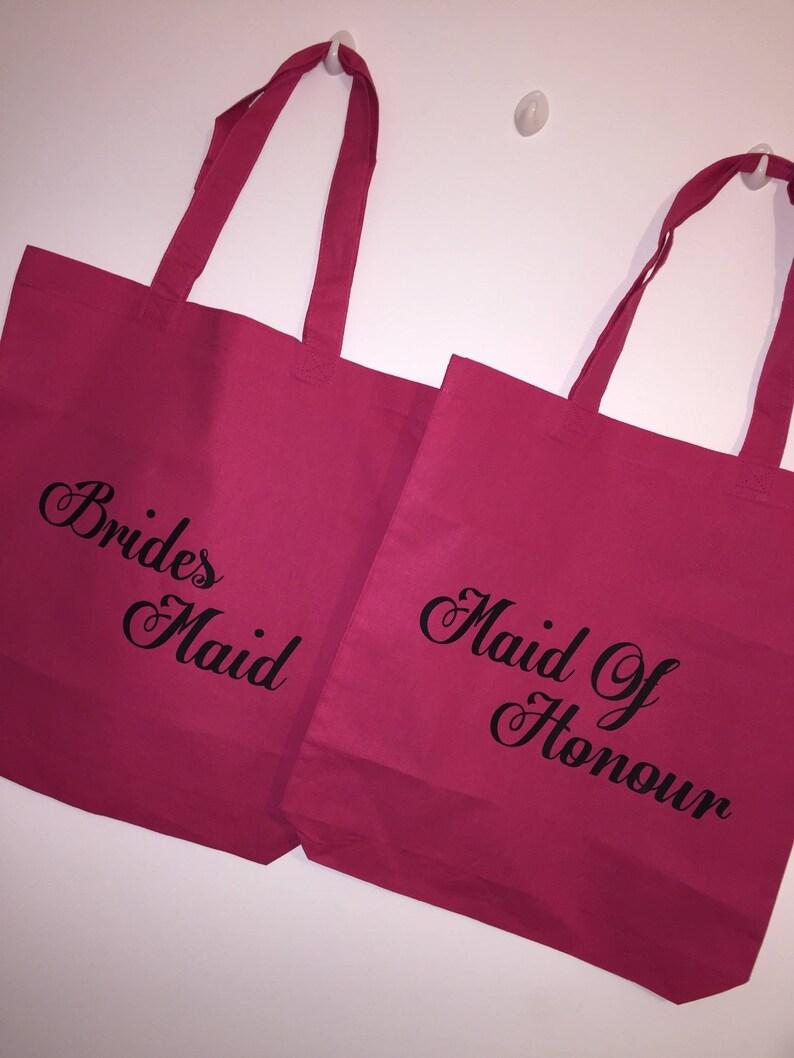 Brides//bridesmaid Bag