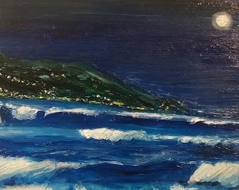 Commission - Original Oil or Acrylic Landscape or Seascape