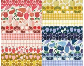 Under the Apple Tree 32 piece FQ Bundle - Cotton and Steel - Free Shipping