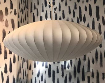 Modernica George Nelson Saucer Lamp