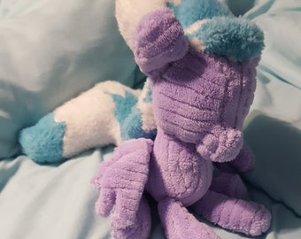 Cloudchaser Inspired Pony Plush