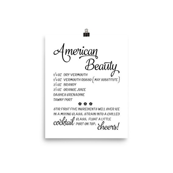 American Beauty | Art Print