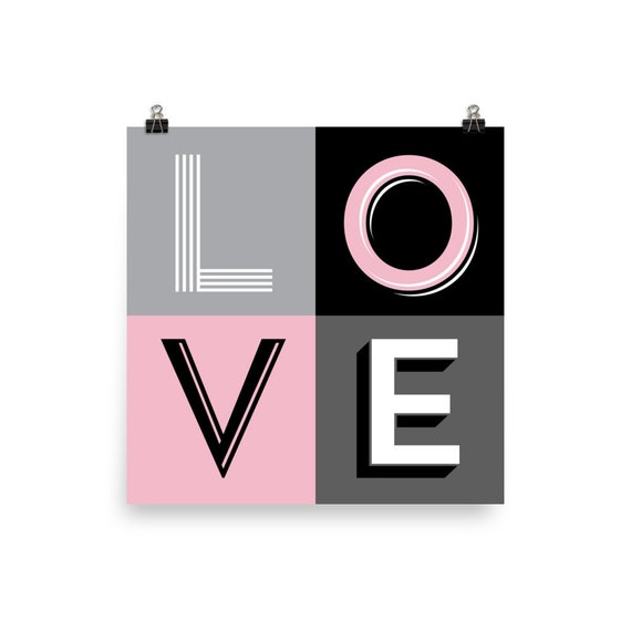 LOVE | Printable Art