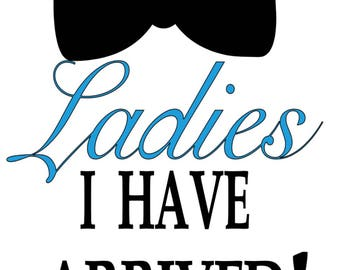 I Have Arrived! - Baby Onesies Bodysuit - Large Selection of Color & Sizes - Baby Shower Gift - Newborn - Infant Take Home Outfit