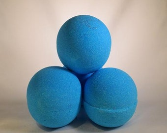 Lucy in the Sky with Diamonds - Homemade Bathbombs