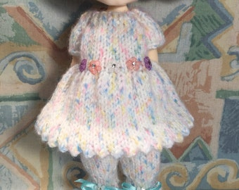 """Dress with Bloomers for 12"""" Blythe"""