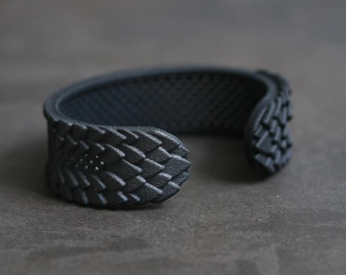 Featured listing image: Black Dragon Bracelet