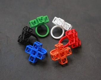 PLUS Puzzle Rings