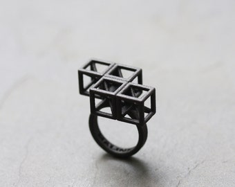 Z Puzzle Ring
