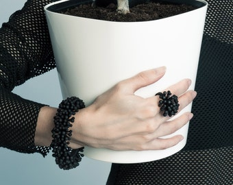 Black Berry Bracelet