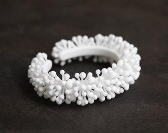 Snow Blossom Bracelet