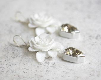 Rose Hip Earrings