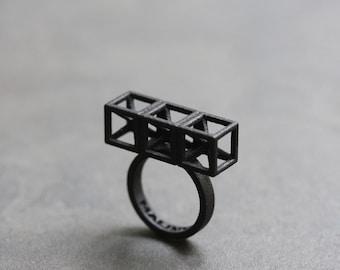 MINUS PUZZLE Ring