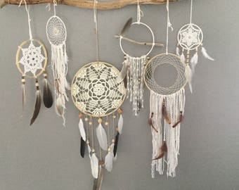 Deco dream catcher chic bohémian style