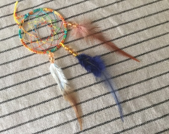 A gift for hanging dream catcher has a retrovisseur