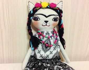 Natasha Art Dolls