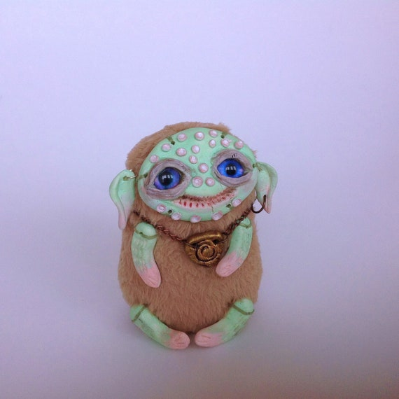 Creepy Doll Fantasy Art