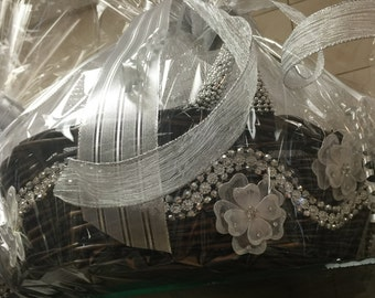 Elegant Holiday -Bridal Basket