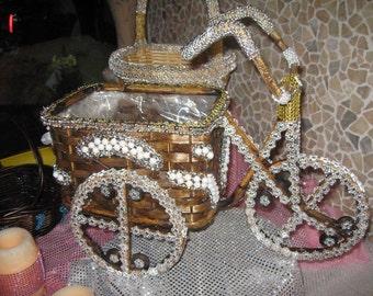 Fantasy Carriage Basket