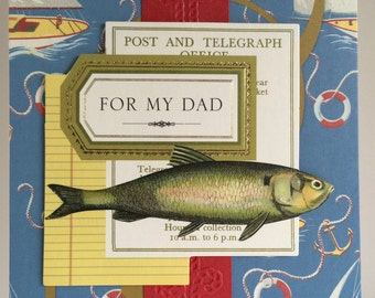 Father's Day or Birthday Card