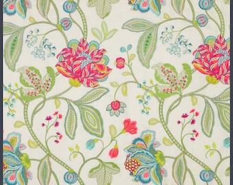 Embossed Velvet Upholstery Fabric Designers Guild Fabric From Jane Hall Design Zanfarico- Cerulean Blue