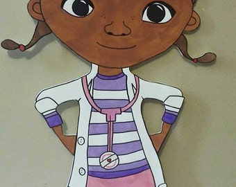 ONE 2' Doc McStuffins or any friend