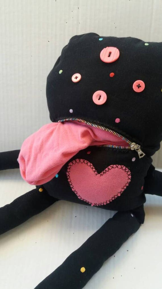 Custom Order Zimpy Secret Keeper