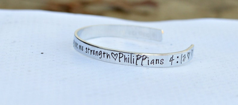 20d2c8b7b8fe2 Bible Verse Prayer Cuff Bracelet Best selling items - Nana Jewelry - Sister  Jewelry - DIY bracelet - Gifts for Mom from daughter - Scripture
