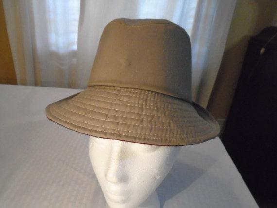 7e2a4b6039a Vintage Eddie Bauer Hat   Mens Hat   Fishing Hat   Camping Hat